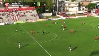FATV 17/18 Fecha 29 - Talleres 1 - San Miguel 1