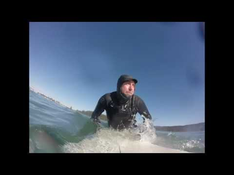 surfing california jan 2017