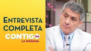 ENTREVISTA: Pastor Morales explicó diezmos de la iglesia evangélica - Contigo En La Mañana