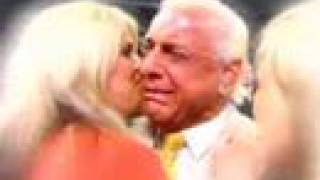 ric flair farewell -  leave the memories alone