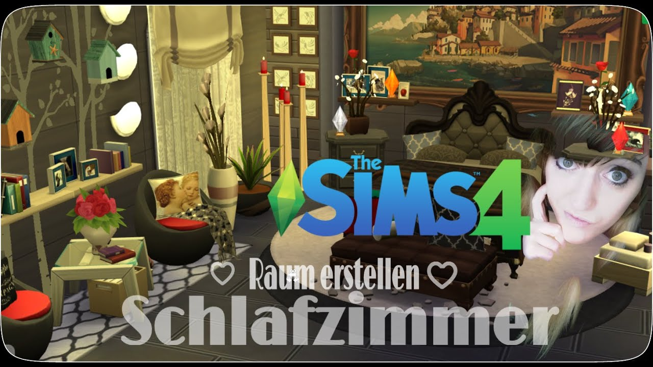 Die Sims 4 Let´s Build a Room | ♡ Schlafzimmer ♡ | Bauen ...