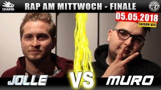 RAP AM MITTWOCH HAMBURG: JOLLE vs MURO 05.05.18 BattleMania Finale (4/4) GERMAN BATTLE