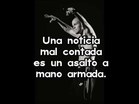 Calle 13 - Multi_Viral (letra 100% español)
