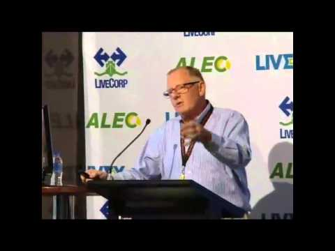 LIVEXchange 2013 - Trade and Market Access Session - China - Tim Kelf