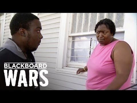 Courtney Tells His Mom About Altercation with Dr. T | Blackboard Wars | Oprah Winfrey Network