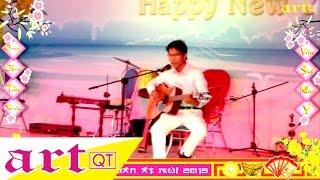 Giấc Mơ Cha Pi - Biểu Diễn Guitar Mừng Xuân - Quang Thành Art