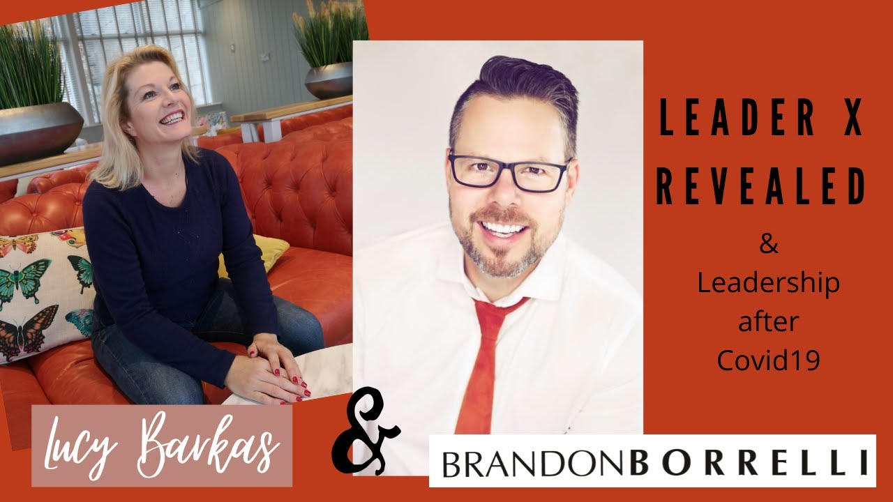 LL7: Leadership after COVID-19 with Lucy Barkas