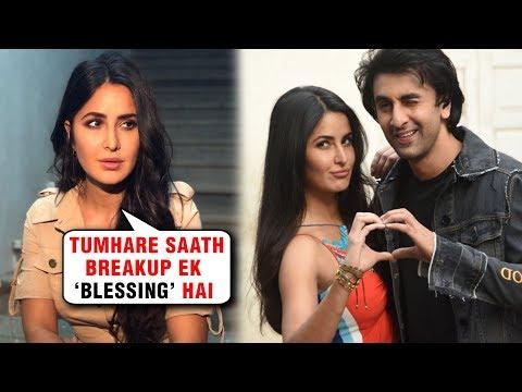 Katrina Kaif FIRST REACTION On Breakup With Ranbir Kapoor