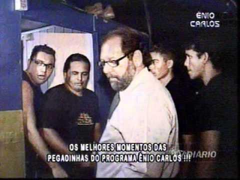 Ênio Carlos. Pegadinha com o Tirulipa! thumbnail