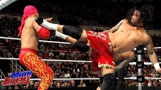 The Usos vs. Los Matadores - WWE Tag Team Championships: WWE Main Event, March 4, 2014