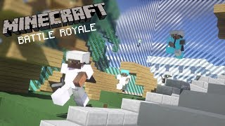 Battle Royale in Minecraft