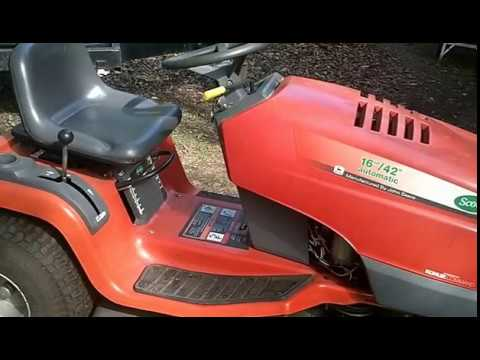Fixing a No Start Surging Kohler 16HP Lawn Tractor Engine Won't start