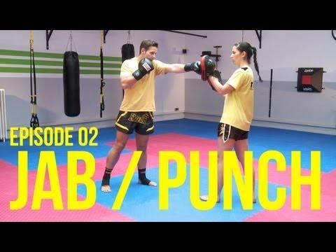 Kickbox Training #2 - Boxerlauf / Jab / Punch / Kickboxen / Boxen Lernen / Köln / Fitness