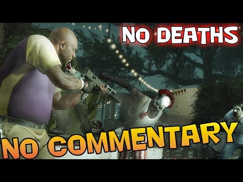 Left 4 Dead 2: DARK CARNIVAL - Full Walkthrough 【NO Commentary】