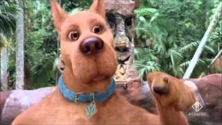 Scooby Doo il film - Scooby e Shaggy stanno litigando