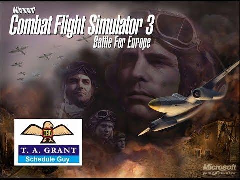 Microsoft Combat Flight Sim 3 - Working In Windows 10