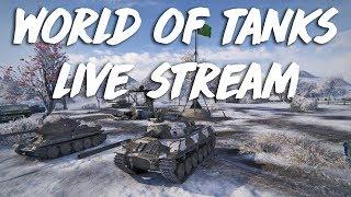 World Of Tanks!!!! Stream 25/02/2018/ Катаем в Рандоме и Сбиваем Х5