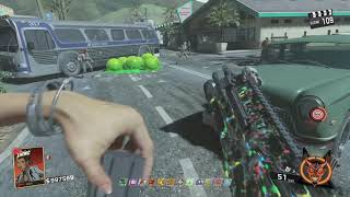 Call of Duty : Infinite Warfare Zombies Attack of The Radioactive Thing 2ndPlace Leaderboard Part 42