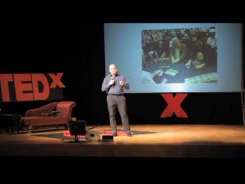 "TEDxAJU 2012: ""Sports Can Save Politics"" by Daniel Lawrence Abrams"