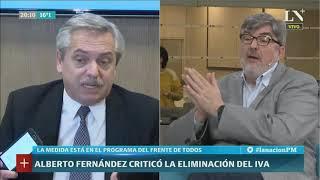 Tanto Macri como Alberto Fernández deben ser candidatos y fomentar la gobernabilidad | Sergio Suppo