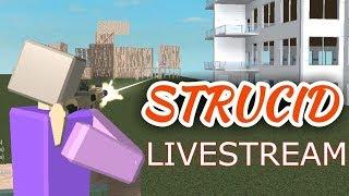 Roblox Strucid Live Stream! *BEST GAME EVER*