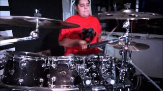 Fleet Drums - Drum Cover (Social Club & Andy Mineo Mix)