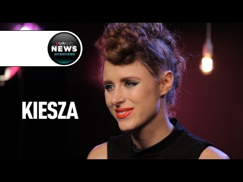 Kiesza on Broken Ribs, Mohawks & Nail Art