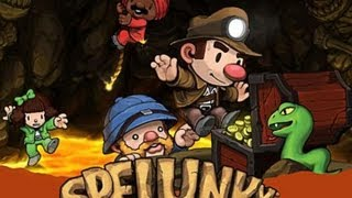 CGRundertow SPELUNKY for Xbox 360 Video Game Review