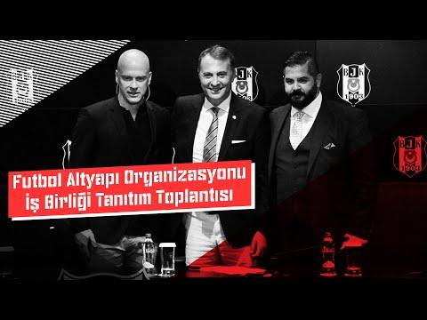 Futbol Altyapı Organizasyonu İle İlgili İş Birliği Tanıtım Toplantısı