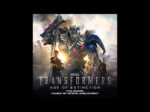 I'm an Autobot (Transformers: Age of Extinction Score)