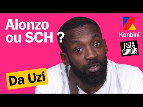 Youtube: Un Da Uzi complètement survolté est venu répondre à nos questions | Fast & Curious | Konbini