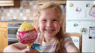 Zuru oosh Cotton Candy Cuties - Unboxing and play