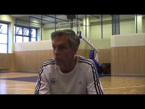 Gordon Herbert vor dem Bundesligastart