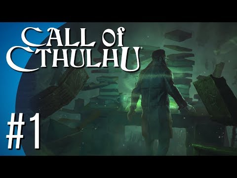 Call of Cthulhu #1