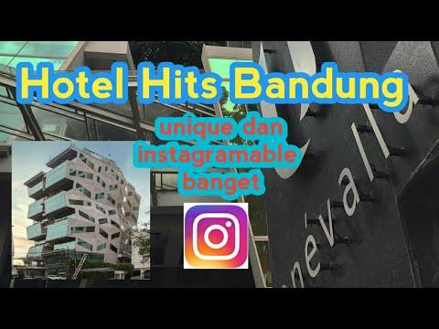 Hotelnya Para Pencari Spot Instagramable #HOTEL U JANEVALLA BANDUNG