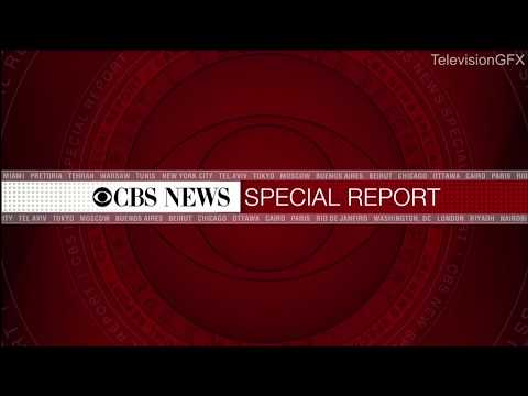 CBS News Special Report Open and Close 2016