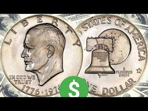 THE MOST VALUABLE DOLLAR IN EXISTENCE - 'Spivack' 1976 Error Dollar