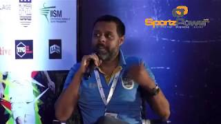 Mumbai City FC CEO on partnership with Manchester City | Indian Football Forum 2019