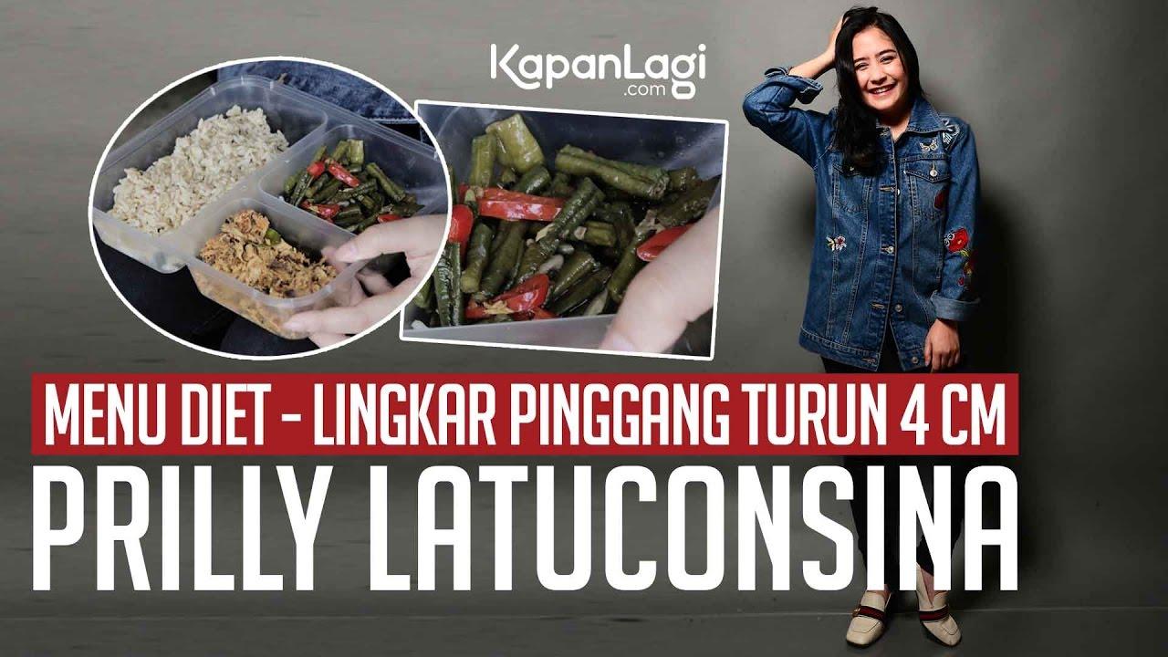 Curhat Prilly Latuconsina Setelah Pingsan Akibat Diet Ketat