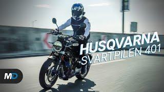 Download Husqvarna Svartpilen 401 Review - Beyond the Ride