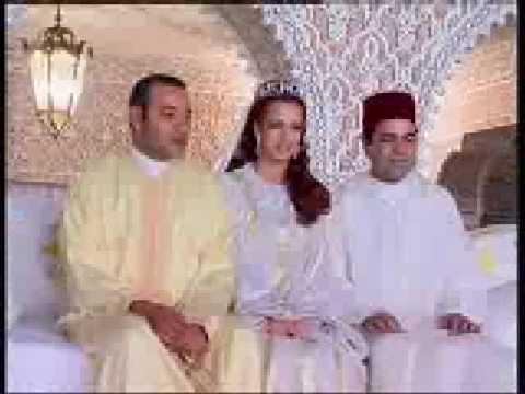 Maroc, un mariage royal