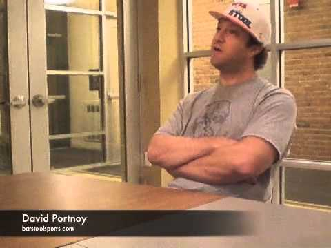 David Portnoy Of Barstool Sports Interview Youtube