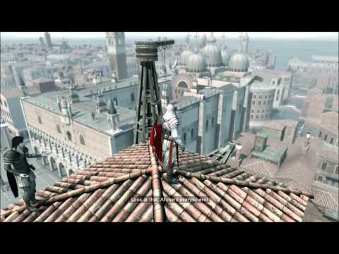 """Assassin's Creed 2"", HD walkthrough, Sequence 8: Necessity, Mother of Invention"