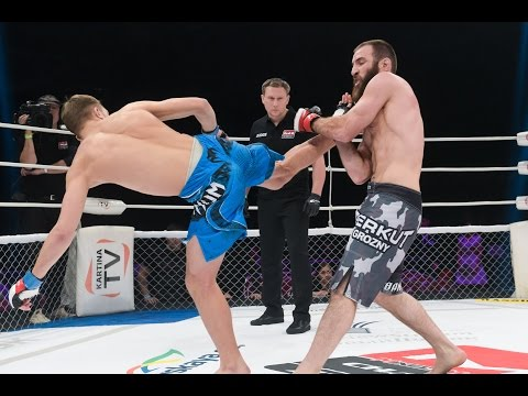 Maksim Melnik vs Adam Bakaev / Максим Мельник vs Адам Бакаев, M-1 Challenge 72, FULL HD