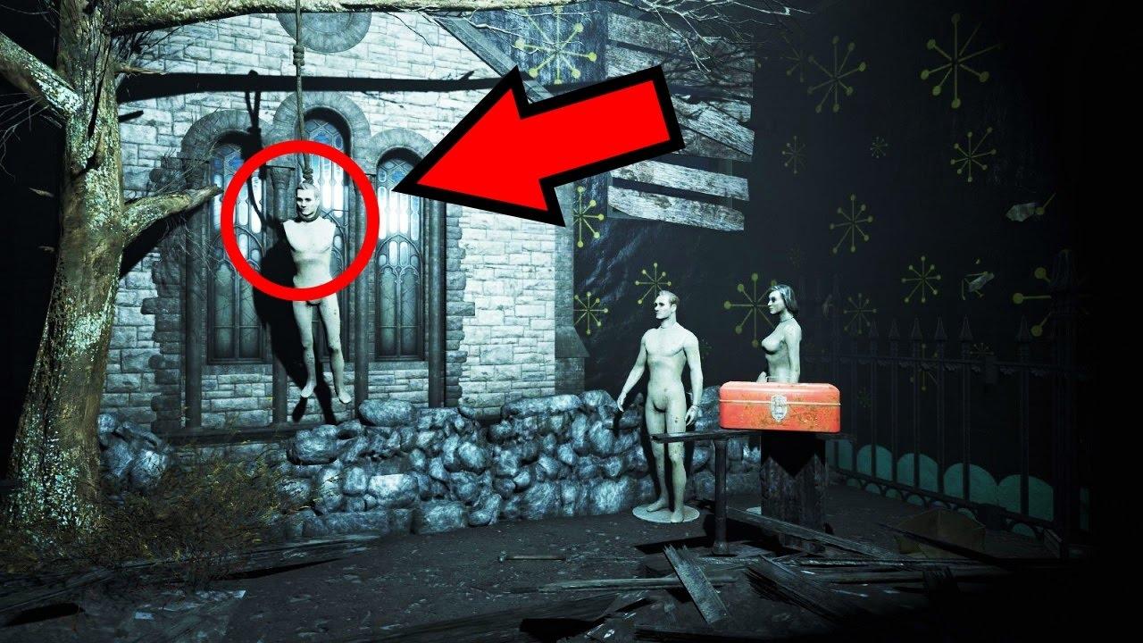 Fallout 4 Geheime Orte