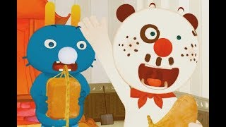 Bad Fungus, Good Fungus | It's OK | Fermented food | Franky kids TV | Cartoon for kids