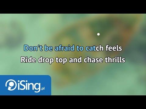 Calvin Harris - Feels feat. Pharrell Williams, Katy Perry, Big Sean (karaoke iSing)