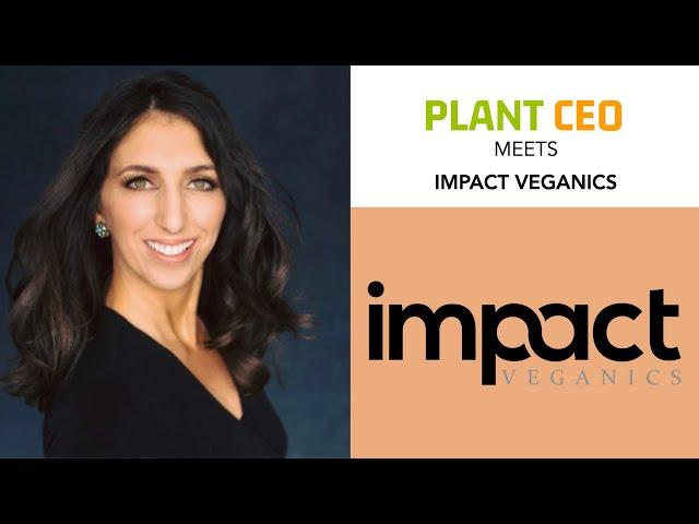 PLANT CEO #53 - Cruelty-free and vegan deodorant: Impact Veganics