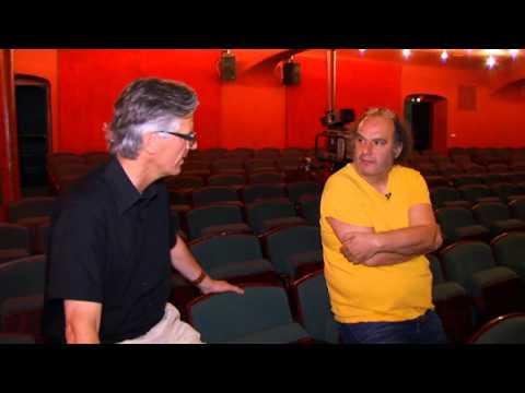 Matthias Lilienthal - Intendant der Münchner Kammerspiele - Menschen in München