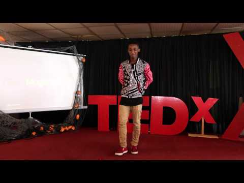 Keyo: The 19 year-old known as 'Somalia's Chris Brown'   Qadar 'Keyo' Mohamed   TEDxMogadishu